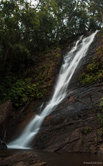 Jhari Waterfall (naturelensman) Tags: nature nikon canon tree blue beautiful landscape water pond india chikmagalur clouds cloudscape rain karnataka travel hills sky naturelensman