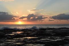 Collaroy Sunrise (kelliejane) Tags: sunrise kelliejane collaroyrockpool ocean longreef northernbeaches nsw newsouthwales sydney rockplatform