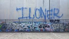 iLone, Malice, Nost... (colourourcity) Tags: streetart streetartaustralia graffiti streetartnow colourourcity awesome burncity nofilters melbourne ilone eyeloaner malice tsf