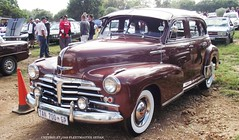 Cheverolet 1948 Fleetmaster Sedan.  pr 4.2017 (Basic Transporter) Tags: pistonringclubapril2017 classic car club old piston ring south africa chevrolet 1948 fleetmaster