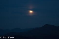 Moonrise in the Smokies (zizoufrey) Tags: 2017 jpf moonrise tn greatsmhokymtsnp
