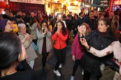 London Saturday Night Harinama Sankirtan - China Town - 15/04/2017 - IMG_0835 (DavidC Photography 2) Tags: 10 soho street london w1d 3dl iskconlondon radhakrishna radha krishna temple hare harekrishna krsna mandir england uk iskcon internationalsocietyforkrishnaconsciousness international society for consciousness saturday harinama sankirtan night sacred party chanting dancing singing west end china town leicester square piccadilly circus eros 15 15th april 2017 spring