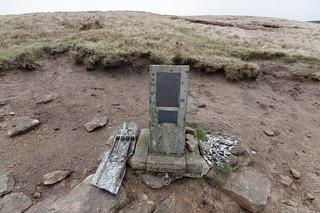Aircraft crash site - Lancaster KB993, 1945 (1)