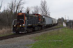 Last of Its Kind on The Trillium (Joseph Bishop) Tags: trilliumrailway trry 108 mlw alco s13 trains train track tracks welland railfan railroad railway rail rails