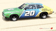 Ford Pinto (Doggies Garage) Tags: xbox360 ford dirttrack pinto generalhydroponics forzamotorsport4 doggiesgarage