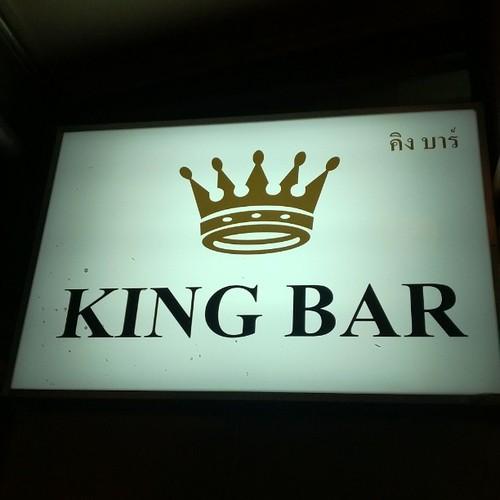 I've got a bar here in Hua Hin?! Lol