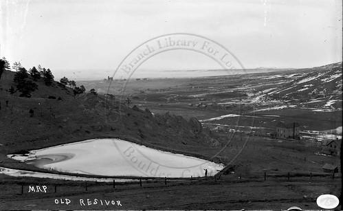 Photo - First city reservoir