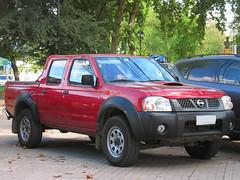 nissan 4x4 4wd pickup di pickuptrucks terrano camionetas crewcab nissanterrano nissanpickup
