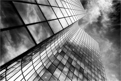 Back in Black (Luc H.) Tags: paris tower architecture skyscraper manhattan defense