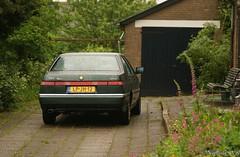 1995 Alfa Romeo 164 Super Twin Spark (NielsdeWit) Tags: alfa romeo 164 alfaromeo lunteren tspark alfa164 alfaromeo164 nielsdewit lpjh12 sidecode5