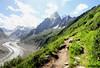 (Germán Ayuso) Tags: summer mer ice alpes de landscape switzerland suiza swiss glacier chamonix mont glaciar blanc hielo glace
