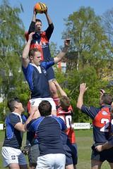 E4L05134 Amstelveen ARC v Cranleigh RFC (KevinScott.Org) Tags: england amsterdam rugby arc rc amstelveen 2014 kevinscott kevinscottorg cranleighrfc