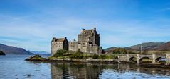 Schottland 2013 - Eilean Donan Castle (H.Kunath) Tags: highlands edinburgh lowlands highlander whisky oban distillery lochness inverness nessy culloden schottland taybridge isleofsky girvan oldmanofstorr clans dunnottarcastle tallisker bennavis hebryden