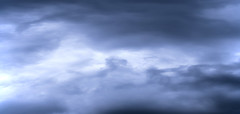 Conflicted Clouds (flashfix) Tags: sky panorama ontario canada abstract texture nature lines clouds nikon shadows ottawa blues 40mm mothernature 2014 angryclouds d7000 nikond7000 2014inphotos may152014