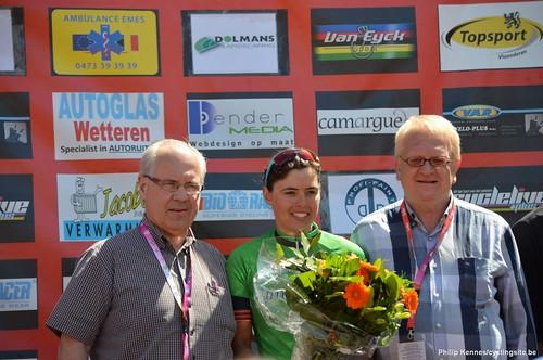 Dames Elite te Houthalen-Helchteren (306)