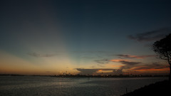 DSC_3154 (deoka17) Tags: sunset bali serangan romanticsunset