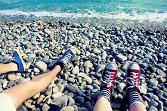 Nice Beach Converse