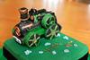 Traction Engine (Cake Time) Tags: celebrationcake richfruitcake sugarpastemodelling tractionenginecake sugarpastetractionengine
