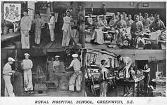 Royal Hospital School, Greenwich (robmcrorie) Tags: uk school history hospital greenwich royal patient health national doctor nhs service medicine british nurse healthcare infirmary