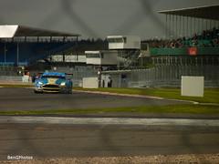 Aston Martin Racing V8 Vantage GTE (BenGPhotos) Tags: world blue england sports car yellow race matt championship martin fast racing silverstone british gt endurance v8 aston matte vantage 2014 gte wec