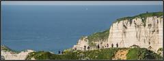 (BMje) Tags: france cliffs normandy etretat lightroom d3100