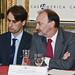X jornadas de 'España e Iberoamérica: una política de Estado. El protagonismo de la Corona', celebradas el 6 y 8 de mayo de 2014.