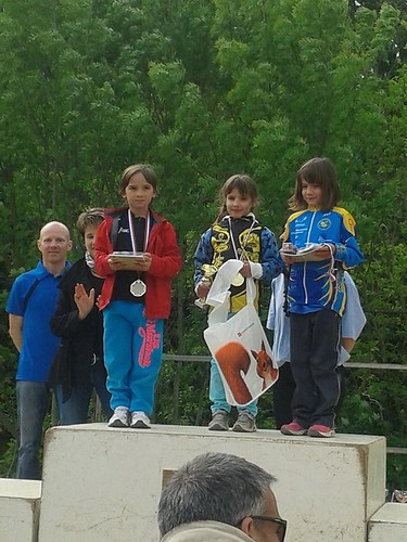 Des podiums