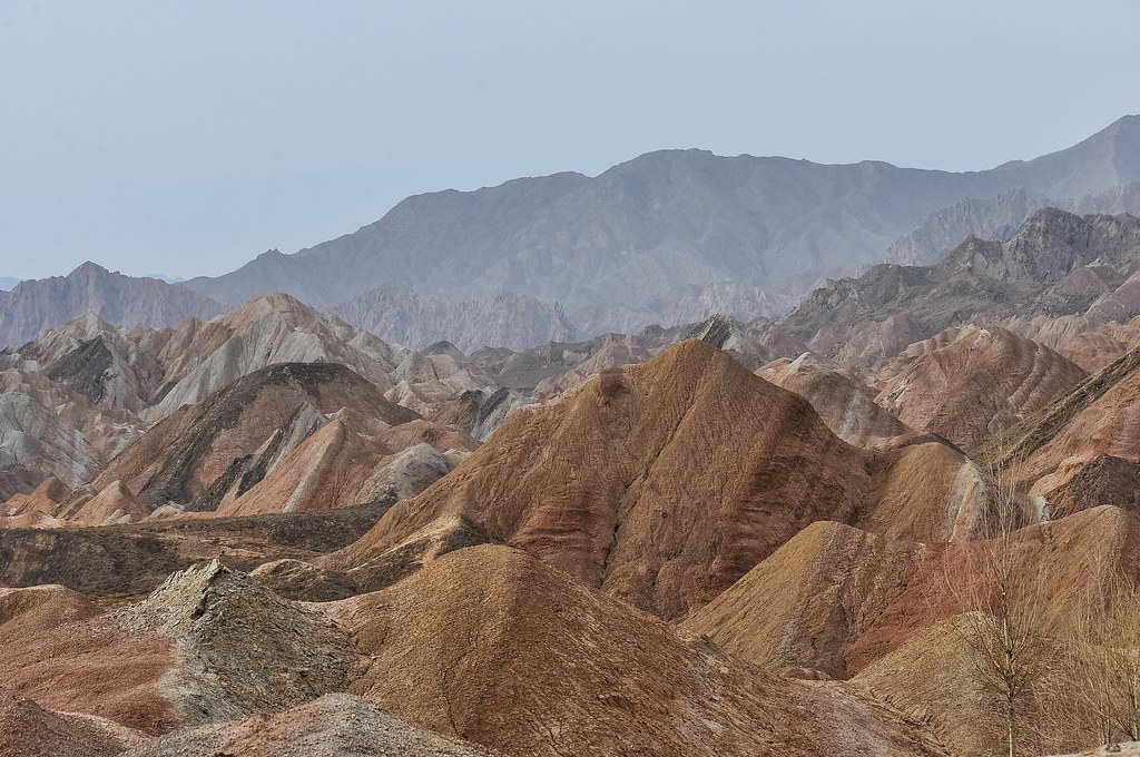 Danxia Mountains