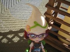 Felt gnome hat