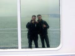 Filfie: Ferry Mirror Selfie