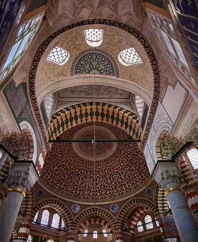 turba of Hagia Sofia