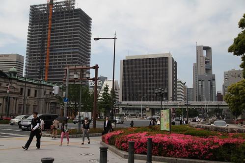 大阪市役所前