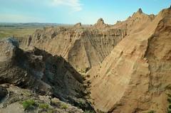 Badlands Landscape (Explore) (Don Mosher Photography) Tags: