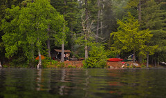 Home for the weekend (WillOPeterson) Tags: newyork green 35mm nikon paddle newengland hike canoe adventure explore upstatenewyork wilderness eastcoast d90 nikond90 getafterit