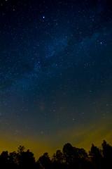 Milky Way (Mark Chandler Photography) Tags: light color night clouds canon ga georgia stars photography photo astrophotography 7d startrails meteors milkyway brasstownbald northgamountains markchandler cobbphotosociety