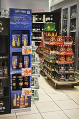 Liquor Merchandisers by Xanita