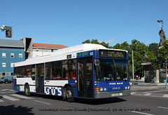 MAN NL242GLP Castrosua CS40 City - Autobuses Urbanos de Valladolid (AUVASA) Nº45 (Rubén Elvira) Tags: city man grande 4 victoria 45 valladolid va campo urbano af pinar jalon duque castrosua cs40 8869 auvasa valladolidcampogrande nl242 nl242glp va8869af