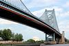 Across the Bridge at Last (tmattioni) Tags: philadelphia drive camden achievement benfranklinbridge top20bridges 52in2014