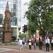 The Thomas Thompson Memorial Fountain - Bedford Street In Belfast
