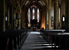 Stadtkirche (rwhgould) Tags: church germany deutschland bad kirche badenwrttemberg stadtkirche heillbronn wimpfen