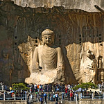 "Longmen Grottoes, Luoyang, Henan <a style=""margin-left:10px; font-size:0.8em;"" href=""http://www.flickr.com/photos/92039376@N04/14358583404/"" target=""_blank"">@flickr</a>"