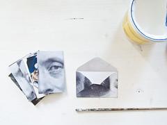 paperwork (littlePrintStore) Tags: paper diy recycling paperwork envelpoe