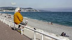 Beach in Nice, France 2/5 2013. (photoola) Tags: street sea france beach water strand mar nice frankreich mediterranean playa francia plage spiaggia hav  frankrike ranta  mediteranean mittelmeer plaa  medelhavet francja ranska   photoola rdziemnomorska  vlimerell