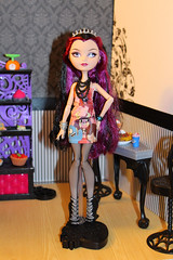 Foster's Dress (CosmoMoore) Tags: monster high handmade dresses after custom ever outfits fashions