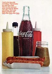1966 Coca-Cola Coke Advertisement Readers Digest May 1966 (SenseiAlan) Tags: may coke 1966 advertisement cocacola digest readers