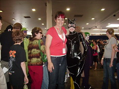 Marianne & Catwoman