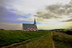 Chapelle d'Etretat (BrigitteChanson) Tags: church pad iglesia chiesa église chemin etretat hautenormandie platinumheartaward