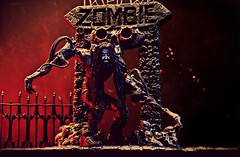 Rob Zombie (RK*Pictures) Tags: robzombie zombie music mcfarlane toy actionfigure 1998 monster skull stones black red superbeast hellbilly hellbillydeluxe rockmusic alternative 13 hellbillydeluxe13talesofcadaverouscavortinginsidethespookshowinternational heavymetal diorama robertbartlehcummings whitezombie musician vocalist singer songwriter screenwriter filmdirector creepy horror houseof1000corpses graphicartist thedevilsrejects dragula livingdeadgirl meetthecreeper morehumanthanhuman superchargerheaven devilman evil fear darkness hydraulicclaws agony pain