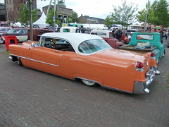 Cadillac Series 62 Coupé DeVille 1955 (Zappadong) Tags: auto hot classic 1955 car automobile low voiture cadillac coche classics rod oldtimer series custom sled deville rider lead lowrider oldie carshow 62 coupé kustom 2014 youngtimer automobil herten leadsled kulture oldtimertreffen zappadong