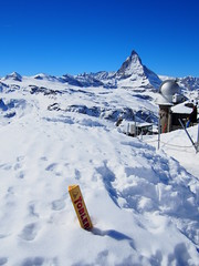Toblerone vs The Matterhorn!